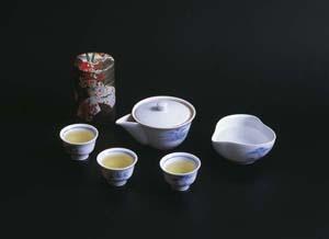 Souprava na japonský čaj